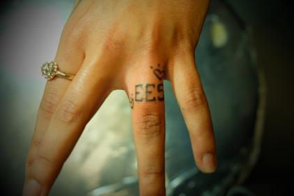 finger-tat