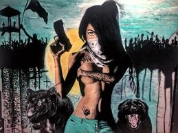 Bonnie Mural